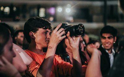 L'importanza della fotografia negli eventi